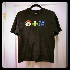 Cute IBM short Sleeve Tee Shirt